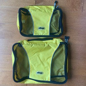 Canary Yellow eBags Packing Cubes (set of 2)